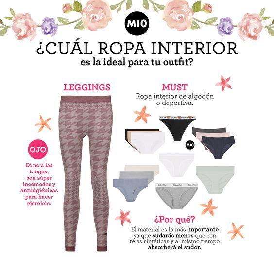 Que tipo de ropa interior usar dependiendo tu outfit decoracion de interiores fachadas para - Ropa interior combinaciones ...