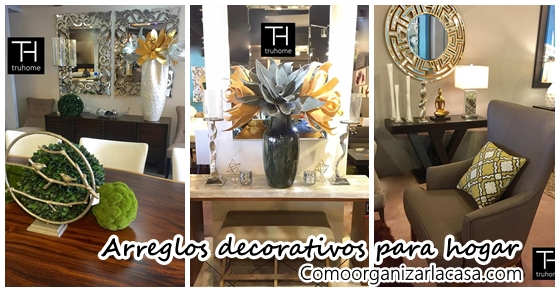 Tendencias en arreglos decorativos para hogar decoracion for Decoracion hogar tendencias