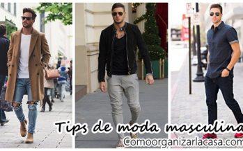 Tips de moda masculina