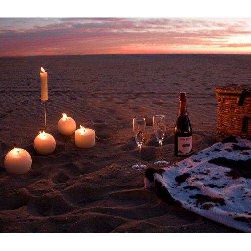 Cena romantica para celebrar aniversario de bodas