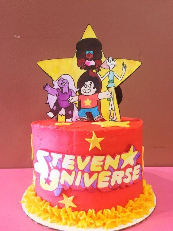 Ideas para fiesta infantil de Steven Universe