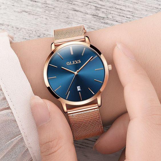 Relojes con toques glamurosos que querrás tener ya