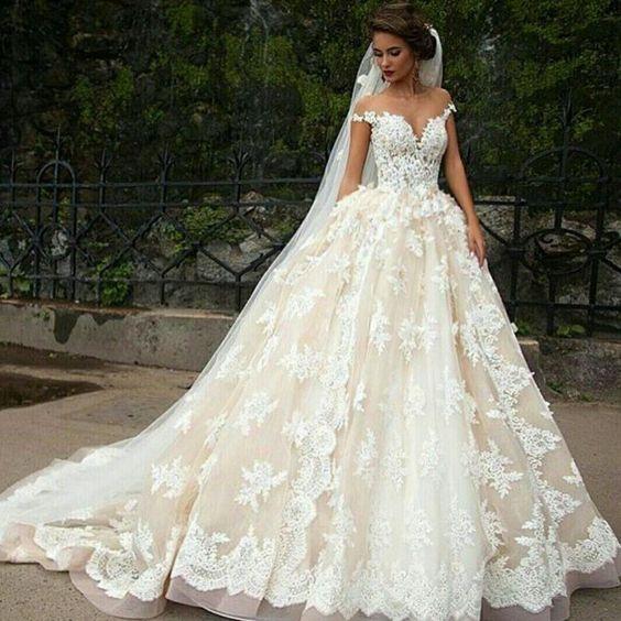 Vestidos de novia 2019 – 2020