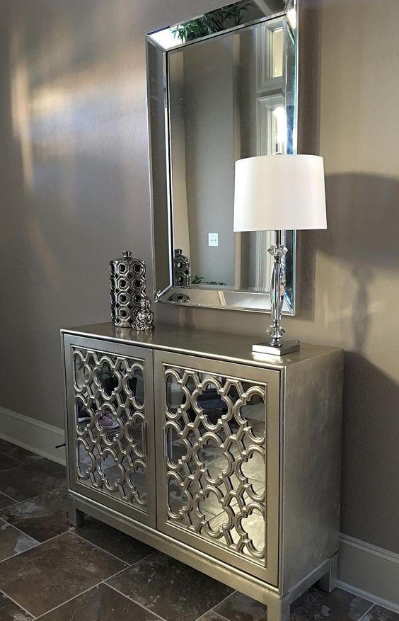 tendencias en muebles con espejo