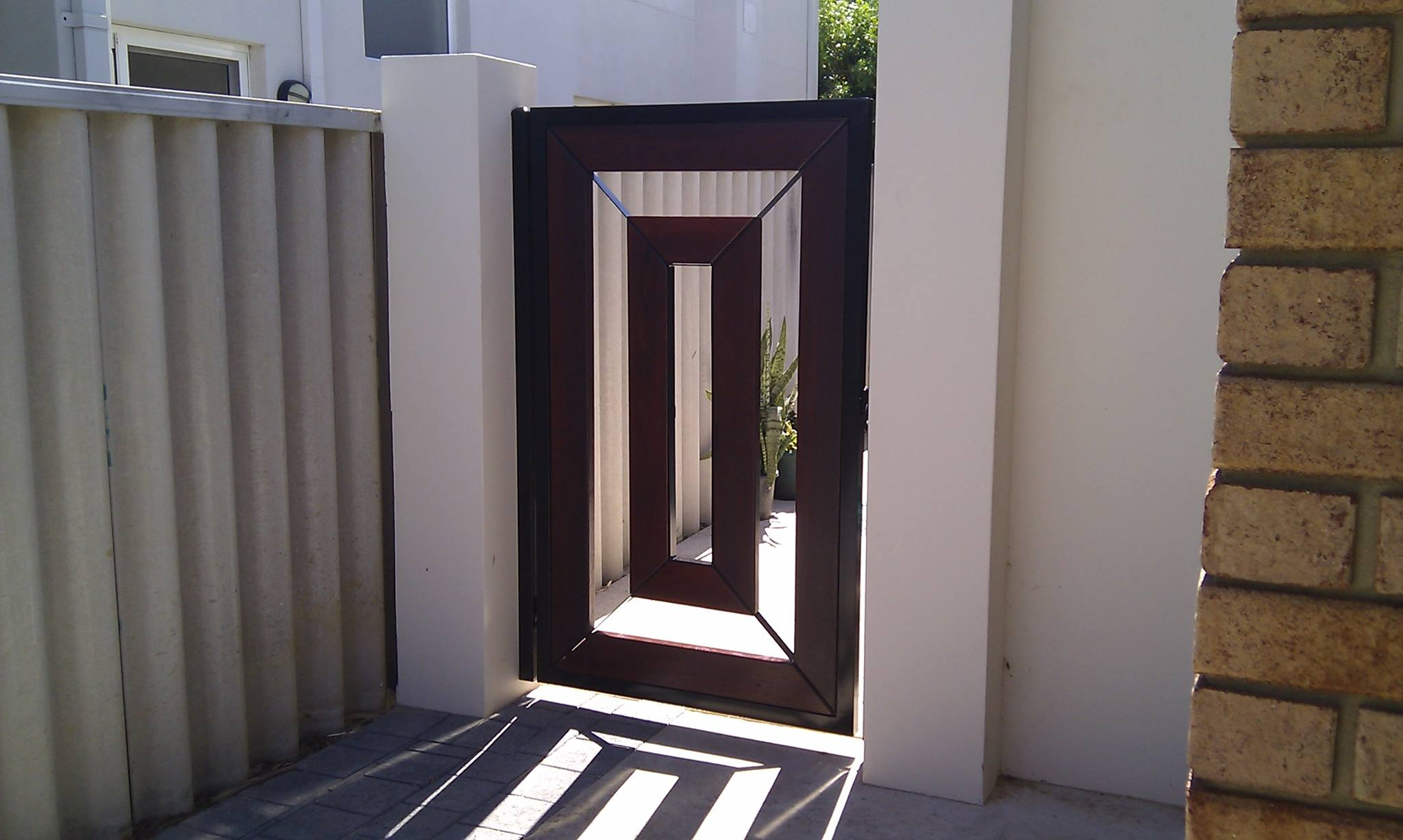 Portones de herrería | Diseños que harán lucir la fachada de tu casa