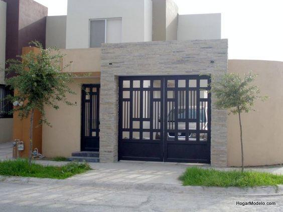 Fachadas de casas con cerco 6 for Cerco mobile sala