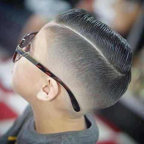 Ideas de cortes de cabello para niños