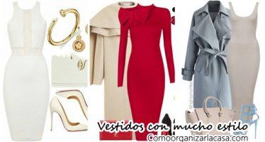 Ideas de outfits con vestidos con mucho estilo