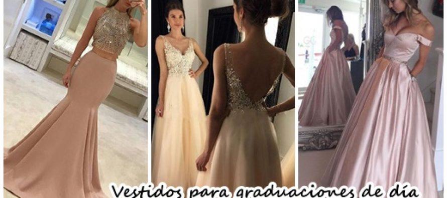 Ideas de vestidos para graduaciones de día