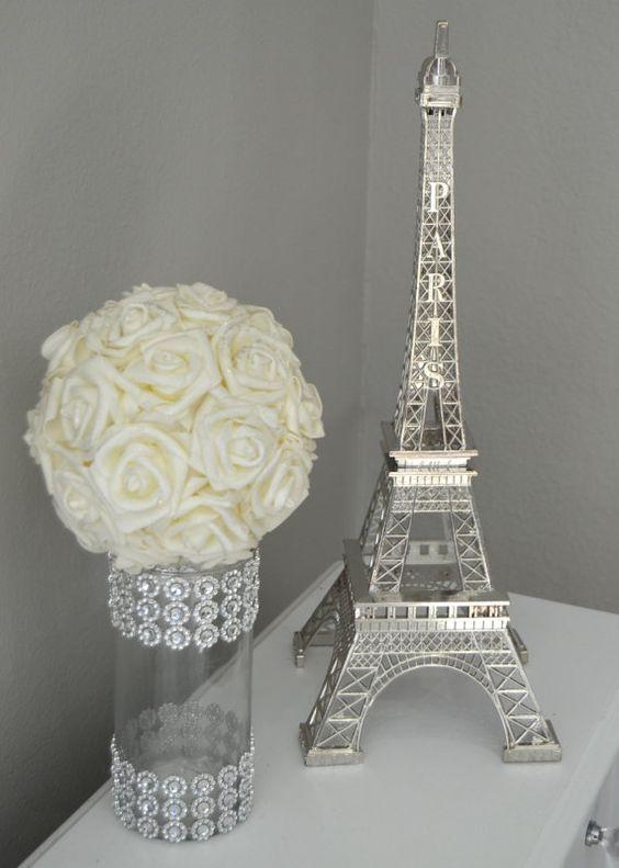 Ideas para decorar una habitaci n inspirada en paris 22 for Decoracion de interiores paris