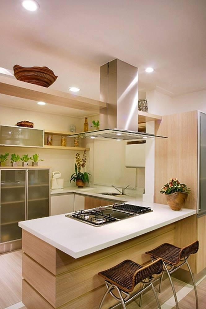 Ideas para islas centrales en tu cocina 27 decoracion - Cocinas con islas centrales ...