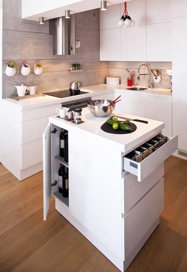 Ideas para islas centrales en tu cocina 3 decoracion for Cocinas con islas centrales