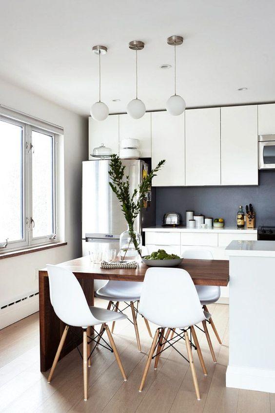 Mira como puedes decorar una cocina chica 16 for Como decorar una cocina chica