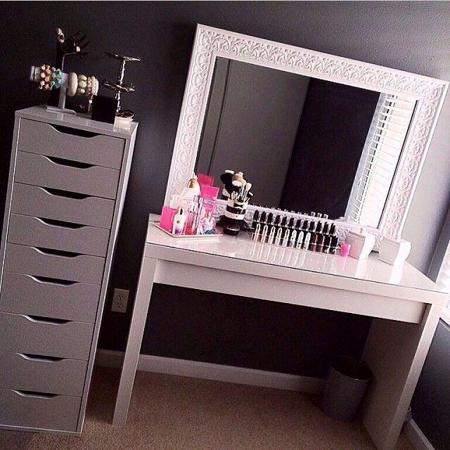Muebles Organizadores De Maquillaje 20 Como Organizar