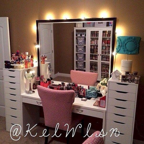 Muebles Organizadores De Maquillaje 32 Como Organizar