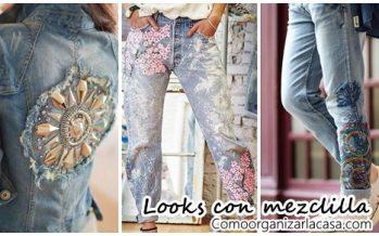 Outfits con mezclilla lo mejor para lucir con estilo