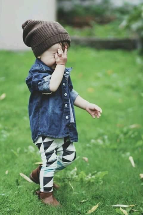 Outfits de invierno para bebés (17)