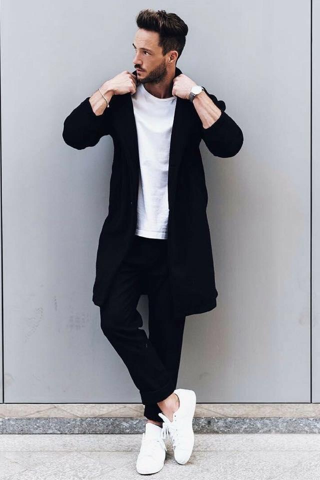 Outfit hombre navidad