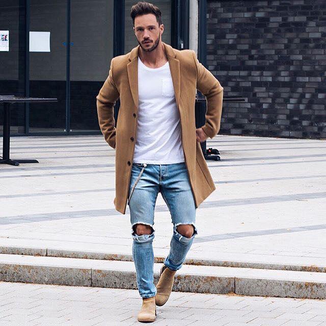 Outfits para jovenes hombres