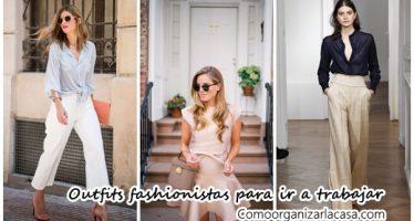 Outfits para mujeres fashionistas que trabajen en oficina