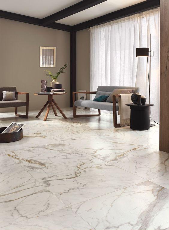 Pisos de marmol para interiores modernos 24 decoracion for Pisos interiores modernos