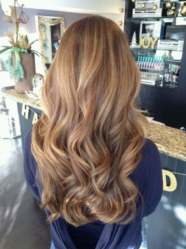 Color de pelo morenas claras
