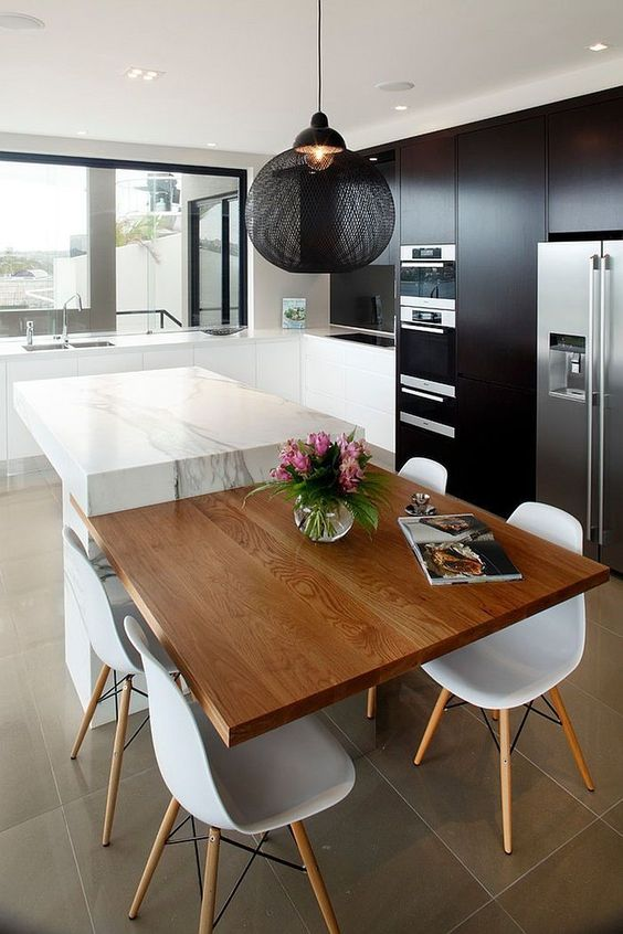 Acabados con marmol para interiores elegantes