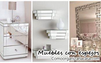 22 tendencias en muebles con espejo