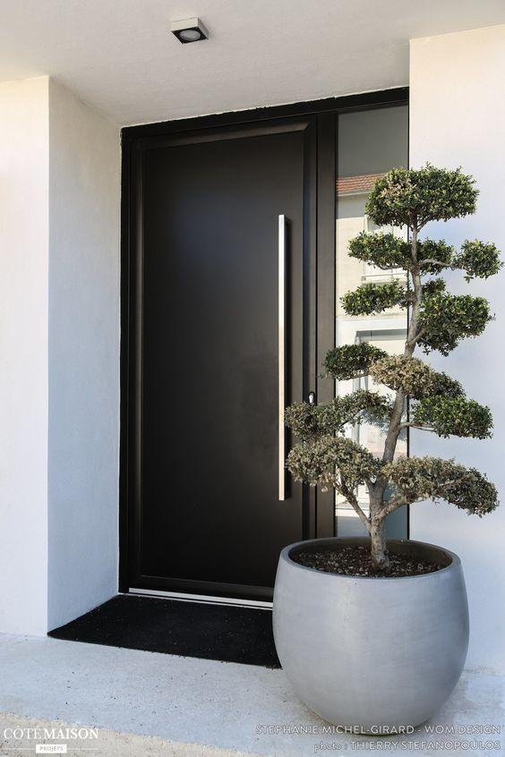 Modernos disenos puertas fachadas 20 decoracion de interiores fachadas para casas como - Puertas disenos modernos ...