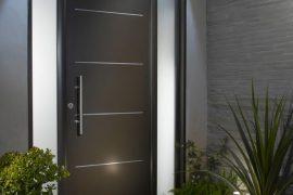 Modernos diseños para puertas de fachadas