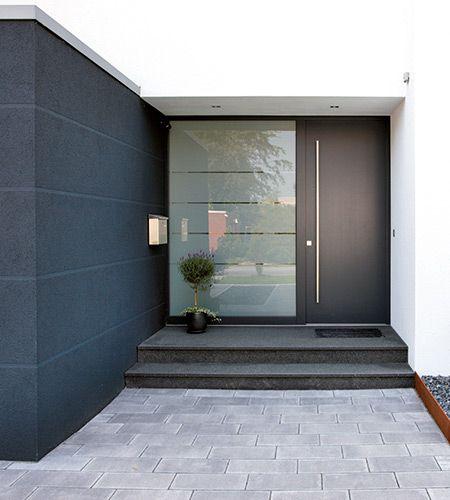 Modernos disenos puertas fachadas 8 - Puertas disenos modernos ...