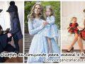 Outfits en conjunto para mamá e hija ¡Se ven increibles!