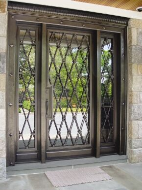 40 Ideas Portones Herreria Hogar moreover Stainless Steel Grill Door Design 1881553754 also Watch further Stainless Steel Window Grills in addition Safety Door. on grills design for sliding window