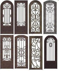Puertas de herrería catalogo