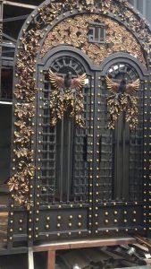 Puertas de herrería precios