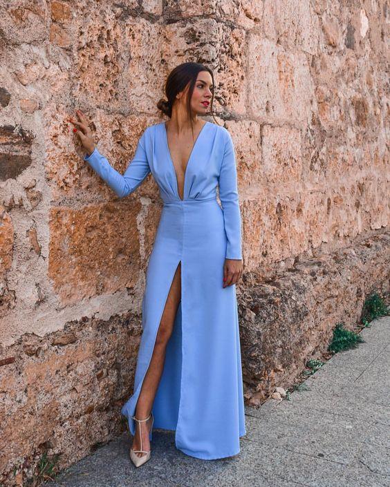 vestidos para mujeres de 35 años o mas