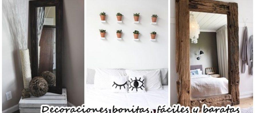 ideas para decorar tu casa de forma fcil bonita y barata