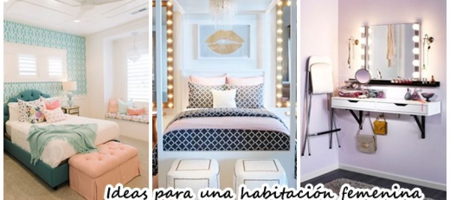 Ideas para decorar tu habitacion juvenil decoracin de - Decorar habitacion juvenil femenina ...