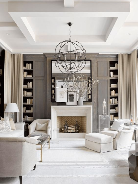 25 ideas decorar interiores color taupe 14 - Ideas para decorar interiores ...