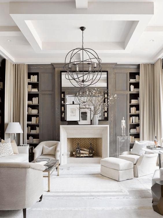 25 ideas decorar interiores color taupe 14 decoracion for Ideas para decorar interiores de casas