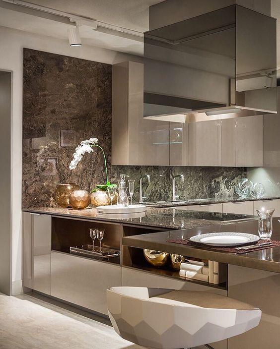 25 ideas decorar interiores color taupe 24 decoracion for Ideas para decorar interiores de casas