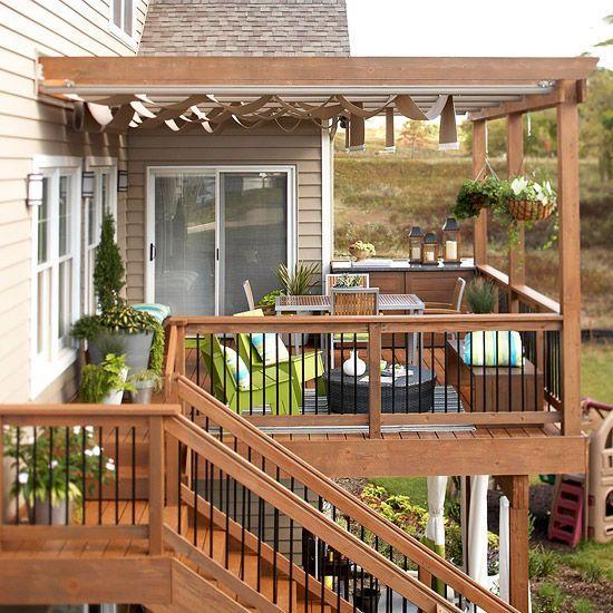 25 terrazas te van inspirar construir una azotea 19 - Construir una terraza ...