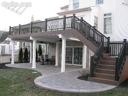 25 terrazas te van inspirar construir una azotea 7 - Construir una terraza ...