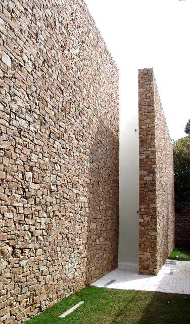26 fabulosas ideas revestir tus paredes exteriores 15 - Revestir paredes exteriores ...