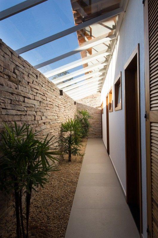 Ideas para revestir tus paredes de la entrada 2019 2020 - Revestir pared exterior ...