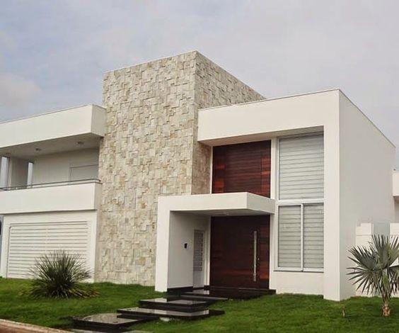 26 fabulosas ideas revestir tus paredes exteriores 7 for Revestir paredes interiores