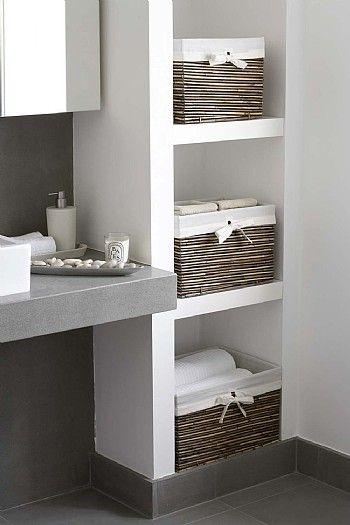 27 estanterias armarios banos 18 decoracion de - Estanterias para armarios ...