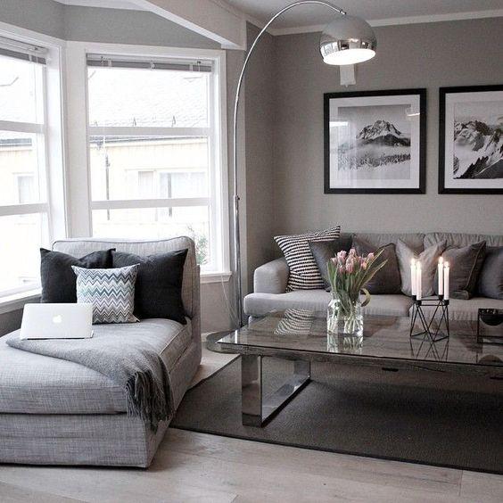 Image 2197 From Post Organizing Your Interior Decorating: 27-maneras-decorar-interiores-color-gris (14)