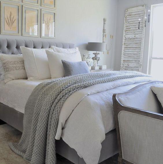 30 ideas decorar hogar gris blanco 10 decoracion de for Decoracion hogar gris