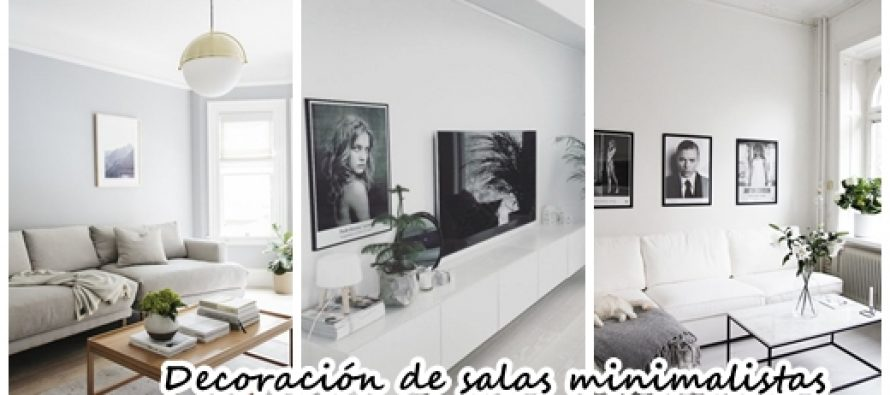 30 maneras diferentes de decorar tu sala de estar estilo for Maneras de decorar tu casa